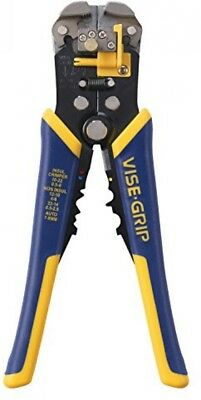 VISE-GRIP Self-Adjusting Wire Stripper 8""
