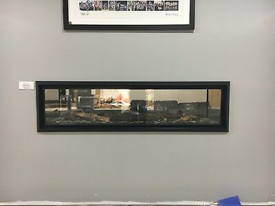 Escea DX1500 Double Sided Gas Fireplace - (Ex-display)