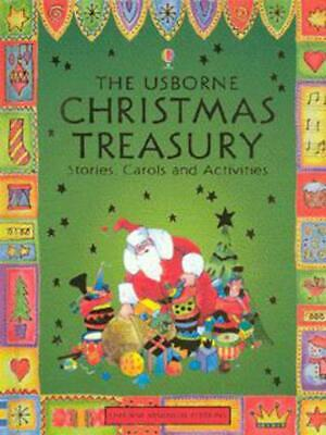 The Usborne Christmas treasury by Heather Amery|Michelle Bates|Jenny