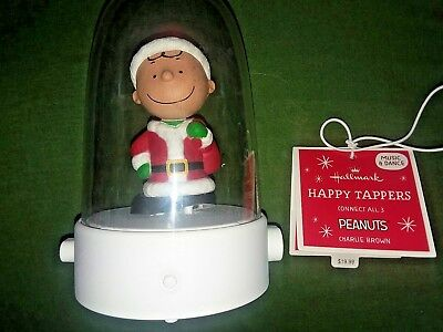 2016 HALLMARK WIRELESS PEANUTS Happy Tappers  from CVS    CHARLIE BROWN