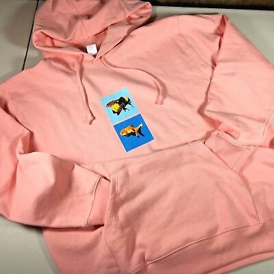 e245be0012e1 Tyler the Creator   Vince Staples Concert Tour Sweatshirt GOLF WANG Size  Large
