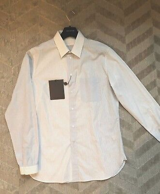 Genuine Louis Vuitton Mens Dress Shirt Xl New