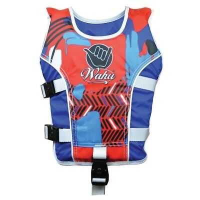 Wahu: Swim Vest Medium (15-25 kg) - Dark Blue