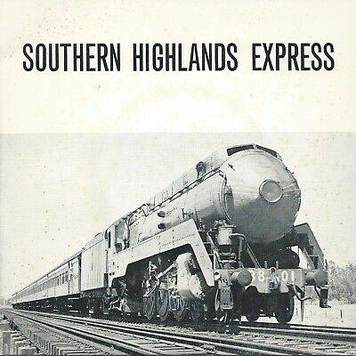 """Southern Highlands Express: 7"""" LP Record (33.3 rpm)"""