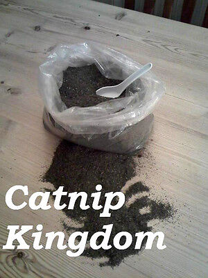 CATNIP - Premium Canadian- Rough cut leaf and bud- you won't but stronger !!!