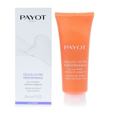 Payot Celluli-Ultra Performance And Stretch Marks Corrector 200ml