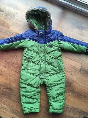 Baby Baker Winter snowsuit all in one - 12-18 Months