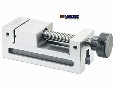 Schleifschraubstock 98 mm with Threaded Spindle