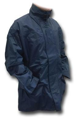British Army Issue Raf Foul Weather Jacket Royal Navy Surplus 100% Waterproof
