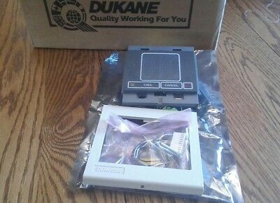 Dukane Quality working for you. Dukane 4A3092 NURSE CALL STAFF STATION.