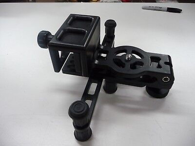 Kirk Enterprises Window Mount WM-2 for Cameras and Camcorders EUC