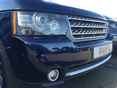 02 Land Rover Range Rover 2.9 Td6 Se 2011 Look Facelift, Stunning Looking