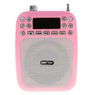 Amplificateur vocal portable Amplificateur vocal pour semina rose
