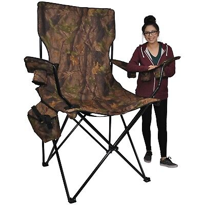 Swell Giant Kingpin Folding Camping Chair Prime Time Outdoors Machost Co Dining Chair Design Ideas Machostcouk