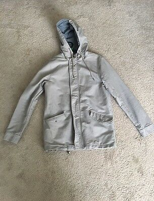 Men's Kenji Coat - Size Small Brand New
