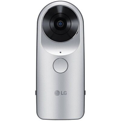 LG 360 CAM Spherical Camera wide angle 13MP Photos 2K Video LGR105