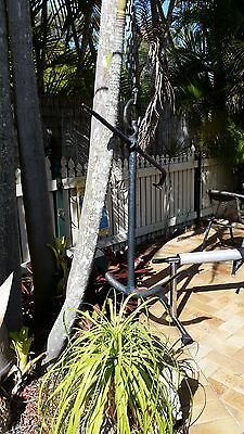 Antique Herreshoff Anchor salvaged from schooner Circa 1900 from Sydney Harbour