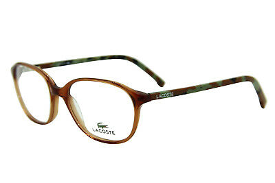8b3b6ebe541 New Lacoste L3613 210 Brown Authentic Eyeglasses L 3613 48-17