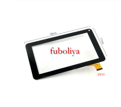 New Digitizer Touch Screen glass for Proscan PLT7100G 7 Inch Tablet F8u