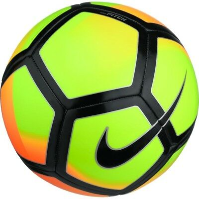 NEW NIKE Pitch Ball Size 5 Yellow Volt Laser (Soccer Ball) 2017/2018 Football