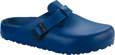 Birkenstock Boston EVA Women Clogs slippers footbed comfy beach shoe - NEW
