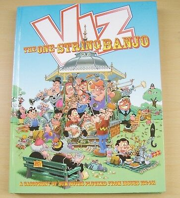 Viz Annual The One String Banjo Adult Humour
