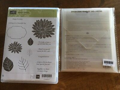 Stampin' Up! Special Reason/Stylish Stems Bundle - New