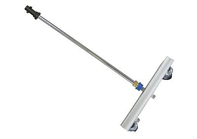 Karcher K2 & 3 Compatible Jet Wash 3 Nozzle Water/Broom Lance Attachment 12""