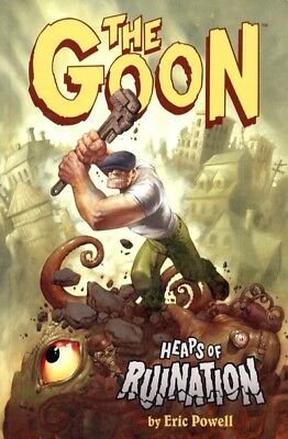 The Goon: Heaps of ruination by Dark Horse (Paperback)