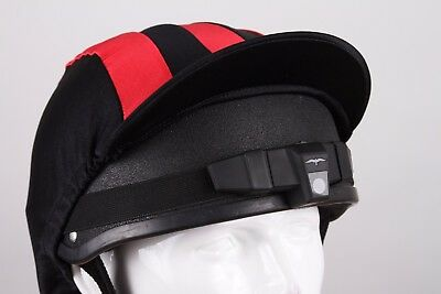 UHWK Equestrian Horse Riding Hat Action/Safety Camera + Free SD Card