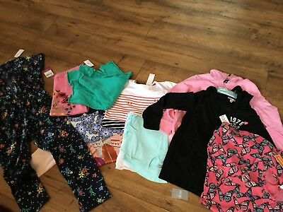 Bundle Of Girls Clothes Age 7-8 ALL ARE BNWT!!! Worth Almost £100