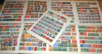 British Commonwealth/Empire  QV - KGV Fine Mint Stamp Collection~Huge Cat~No Res