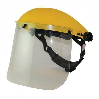 Silverline 140863 Face Shield and Visor Clear