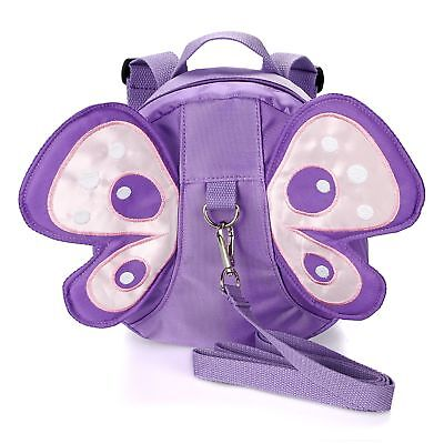 Hipiwe Baby Anti-lost Backpack Butterfly Walking Safety Belt Harness Todd... New