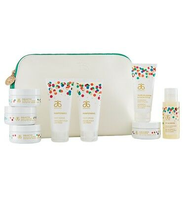 Arbonne ladies travel set