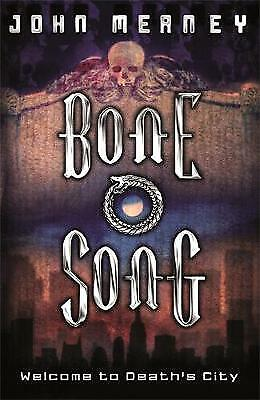 Bone Song by John Meaney (Paperback) New Book
