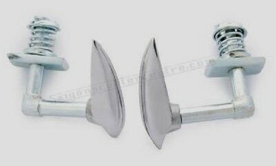 Lambretta Series 1 & 2 LI 125 150 TV 175 Side Panel Handle Set