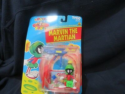Vintage 1993 Loony Tunes Marvin the Martian in Original packaging Never Opened