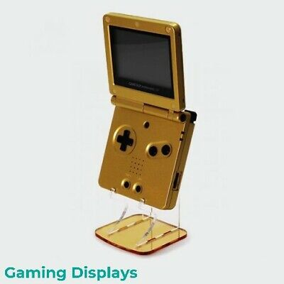 Nintendo Game Boy Advance SP Console Stand, Retro, Gaming Displays, Collection