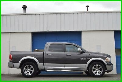 2015 Ram 1500 Laramie Repairable Rebuildable Salvage Lot Drives Great Project Builder Fixer Easy Fix