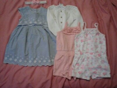 baby girls clothes 6-9 mths (Next, mothercare & George )