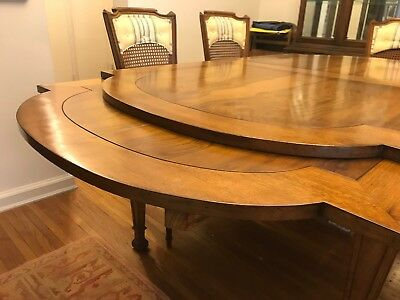 Walnut Karges Dining Table