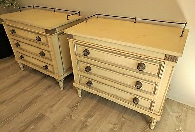 Pair of Vintage KARGES NIGHTSTANDS  Night stands