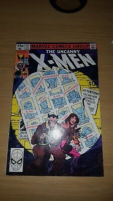 Rare Double Covered Uncanny X-Men #141 VFN Days Of Future Past