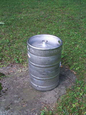 1/2 Barrel Empty Beer Keg - Stainless Steel - 15.5 Gallons Shipping by Zone