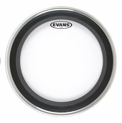 """Evans EMAD Batter Clear 22"""" Bass Drum Head"""