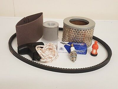 Stihl Service Kit Contains Air Filter, Fuel Filter, Belt, Rope, Plug Suits TS360