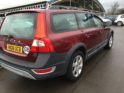 08 Volvo Xc70 2.4 D5 Se Full Leather, Stunning Looking,e/roof,leather 8 Services