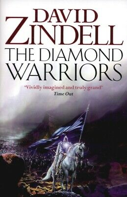 The Ea Cycle: The diamond warriors by David Zindell (Paperback / softback)