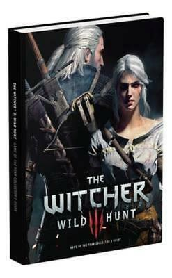 The Witcher 3: Wild Hunt GOTY Complete Edition collectors guide SEALED